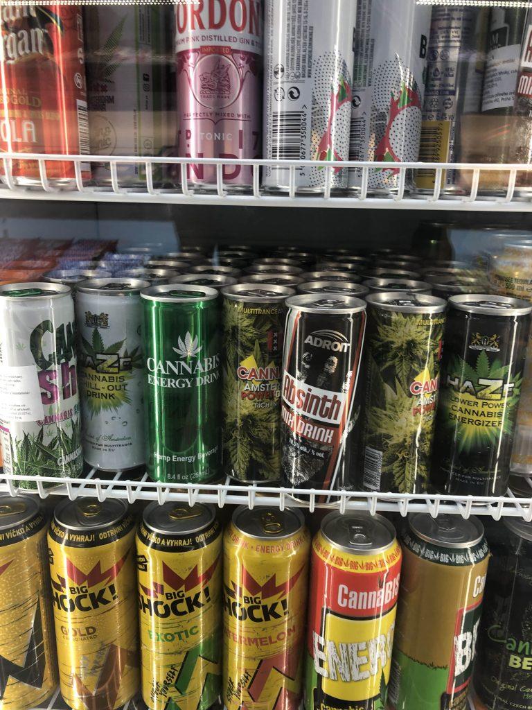 CBD beverages
