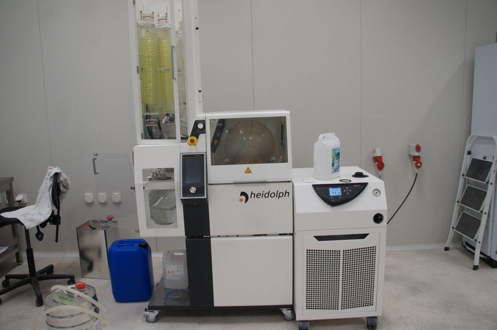 CBD oil Decarboxylation